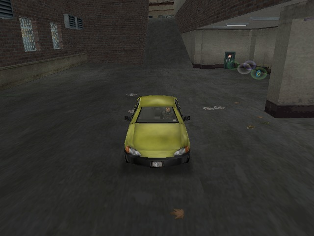 Color Sprayer for GTA III