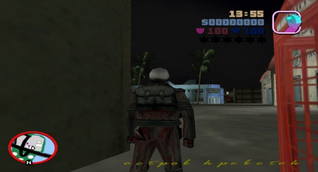 Zombie Swat (GTA Long Night)