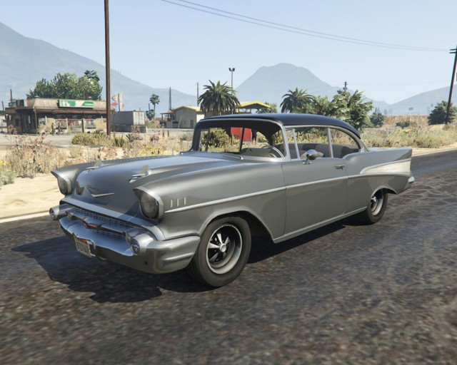 Chevrolet Bel Air 1957 v1.2