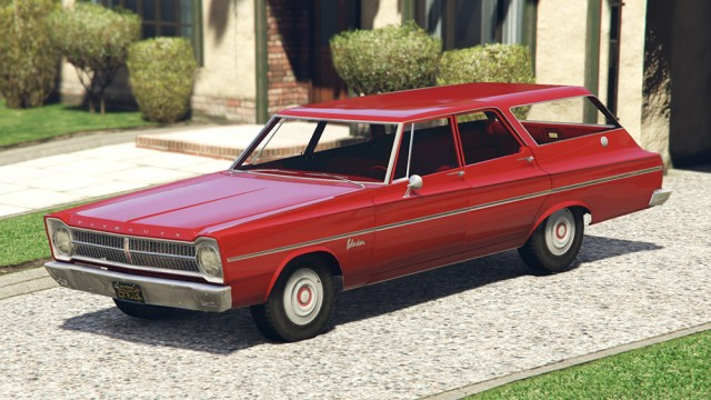 Plymouth Belvedere 1965 (Add-On/Replace) v1.2