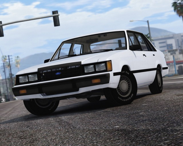 Ford LTD LX 1985 (Add-On/Replace) v3.0