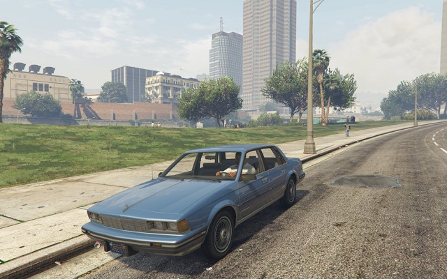 Buick Century Limited 1986 (Add-On/Replace) v1.4