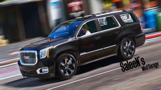 GMC Yukon Denali 2015 (Add-On/Replace) v1.2