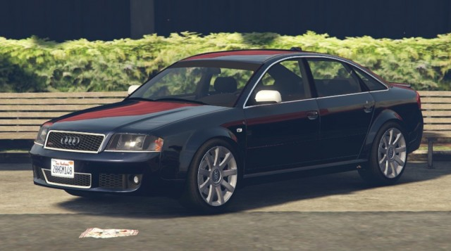 Audi RS6 2003 (Add-On/Replace) v1.0