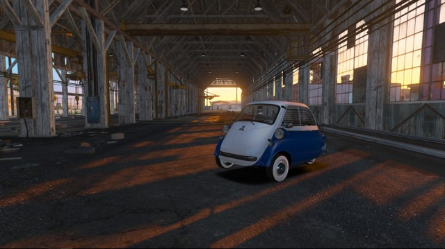BMW Isetta 300 1957 (Add-On) v1.0