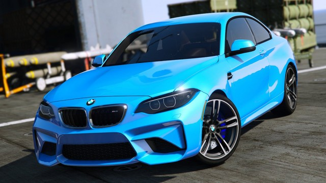 BMW M2 2016 (Add-On/Replace) v3.0