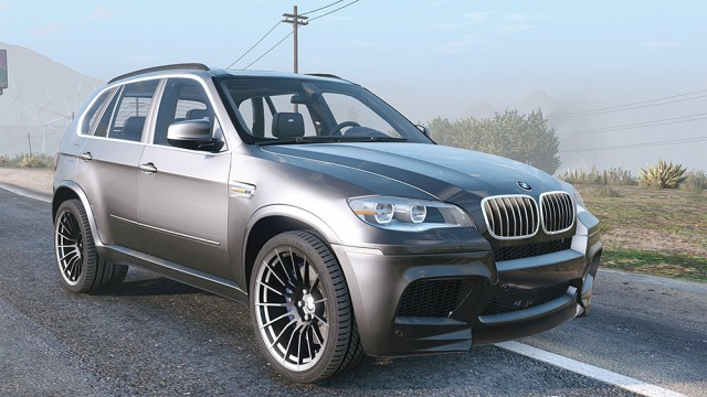 BMW X5M 2013 (Add-On) v1.4