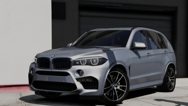 BMW X5M 2016 (Add-On/Replace) v1.0