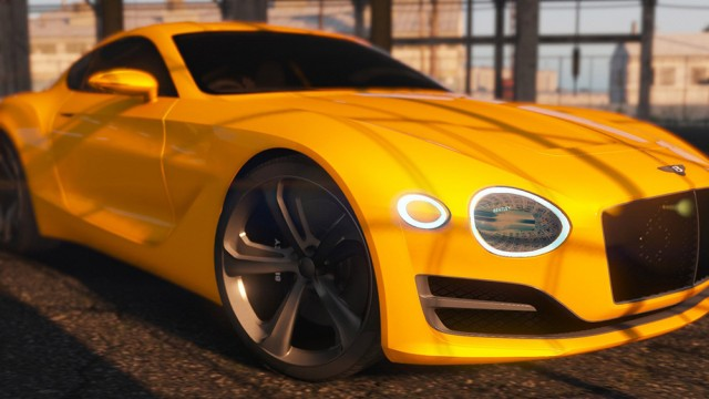 Bentley EXP-10 Speed 6 (Add-On) v2.1