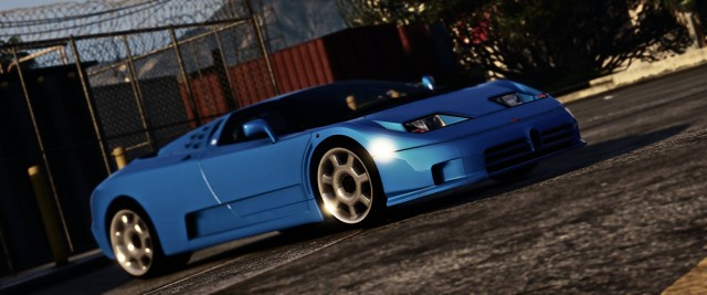 Bugatti EB110 SS 1992 (Add-On/Replace)