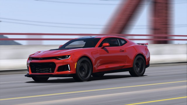 Chevrolet Camaro ZL1 2017 (Add-On/Replace) v1.3