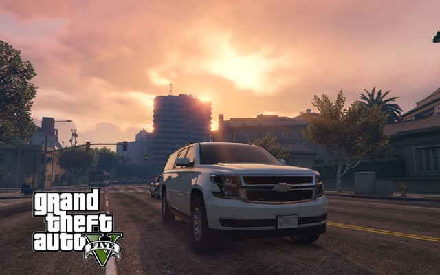 Chevrolet Suburban 2016 (Add-On/Replace) v1.2
