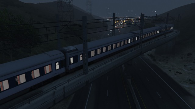 China Railways 25T Series Passenger Coaches