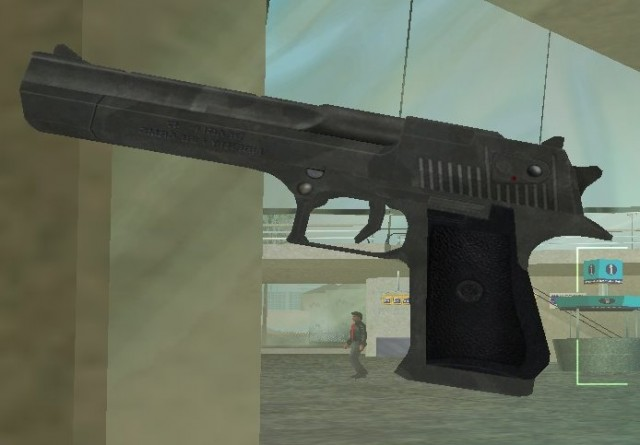GTAIV & EFLC Weapons