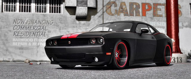 Dodge Challenger SRT8 2010 Rampage Edition (Add-On/Replace) v1.5