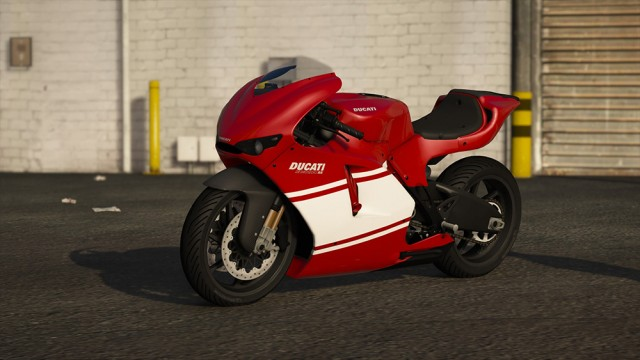 Ducati Desmosedici 2012 (Add-On) v1.0