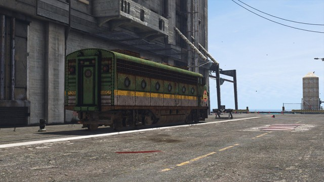 EMD F-unit locomotive (Add-On/Replace) v1.1
