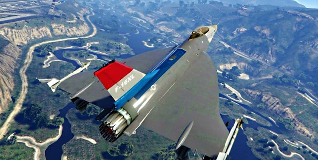F-16XL (Add-On/Replace) v1.1