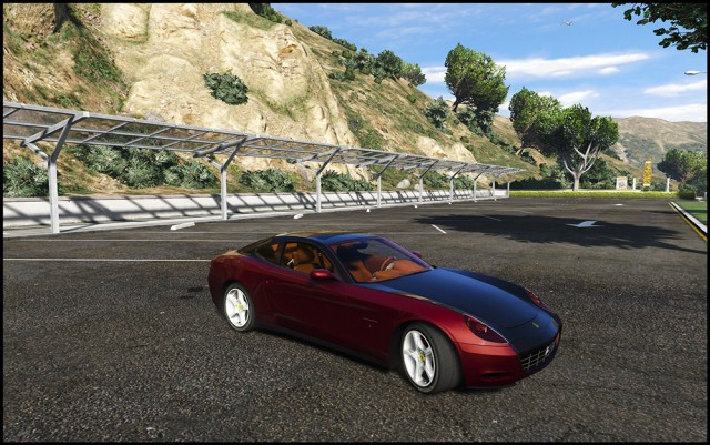 Ferrari 612 Sessanta (Add-On/Replace) v1.1