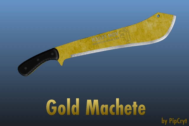 Golden Machete v1.0