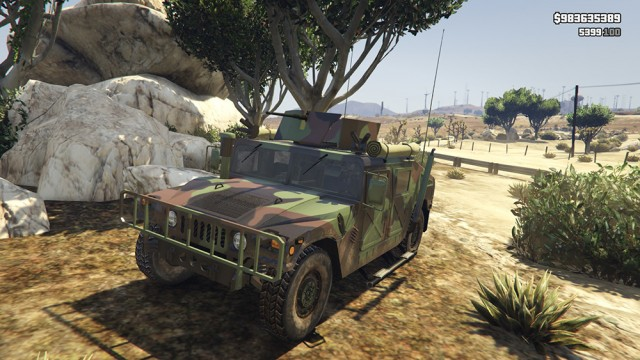 HMMWV M966 (Add-On)