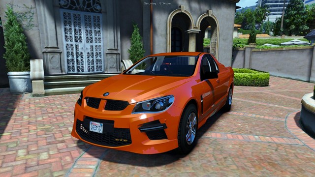 Holden GTS Maloo (Add-on/Replace) v1.1