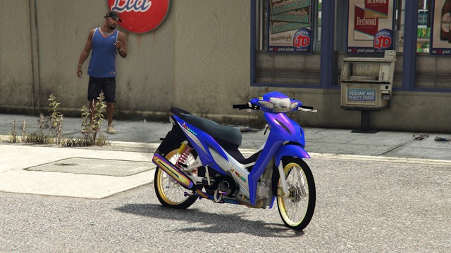 Honda Wave110i (Add-On/Replace) v3.0