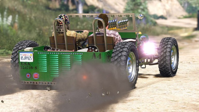 Jeep Willys Hot-Rod v1.1