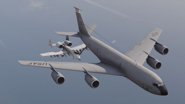 KC-135R Stratotanker (Add-On) v1.0