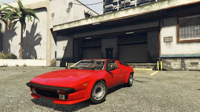 Lamborghini Jalpa 1988 (Add-On/Replace) v1.0