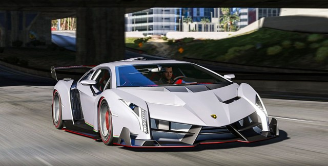 Lamborghini Veneno LP750-4 (Add-On) v1.1