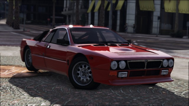 Lancia 037 Stradale 1982 (Add-On) v1.2