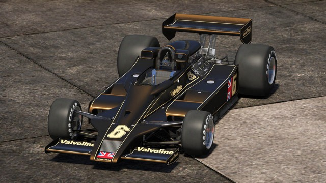 Lotus 78 Cosworth 1977 (Add-On/Replace) v1.0