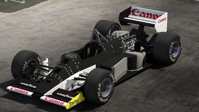 Lotus 98T 1986 (Add-On/Replace) v2.0