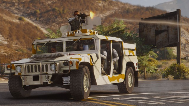 M1043 Special Forces Humvee (Add-On) v1.2
