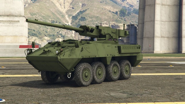M1128 Stryker Mobile Gun System (Add-On) v1.1