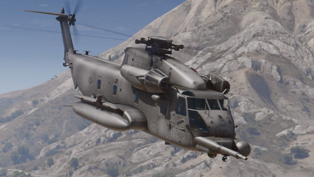 MH-53J Pave Low III (Add-On)