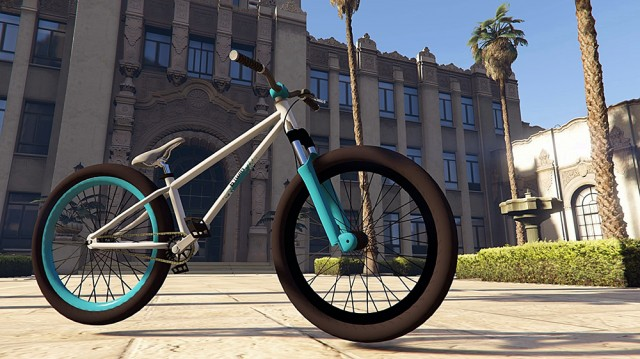 MTB Dirt Bike - BTwin (Add-On/Replace)
