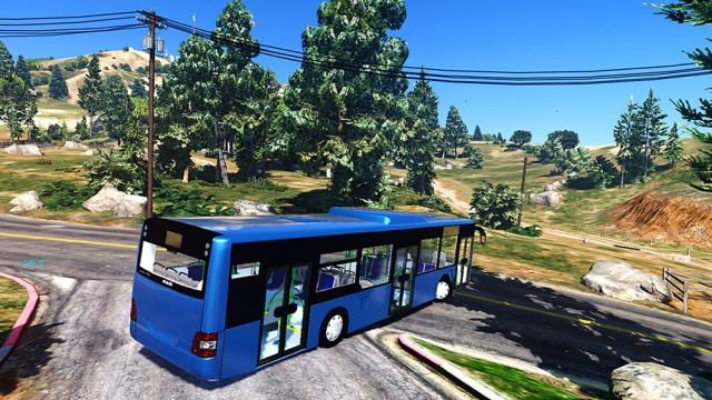 Man Lions City A37 (Add-On/Replace) v1.2.1