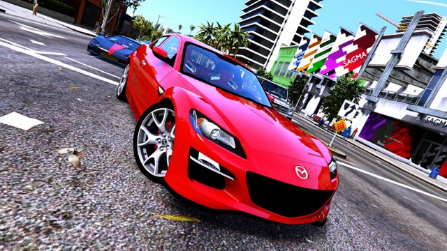 Mazda RX8 Spirit R 2012 (Add-On/Replace) v1.6