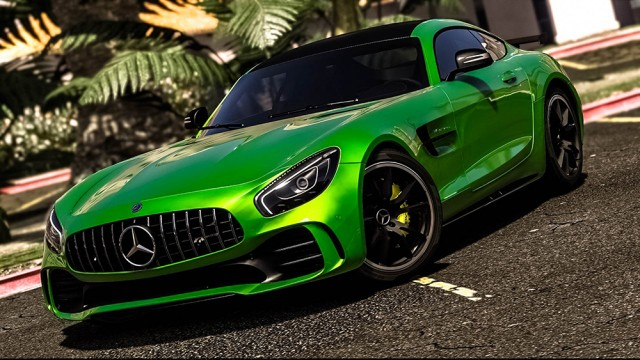 Mercedes-Benz AMG GT R 2017 (Add-On/Replace) v3.0