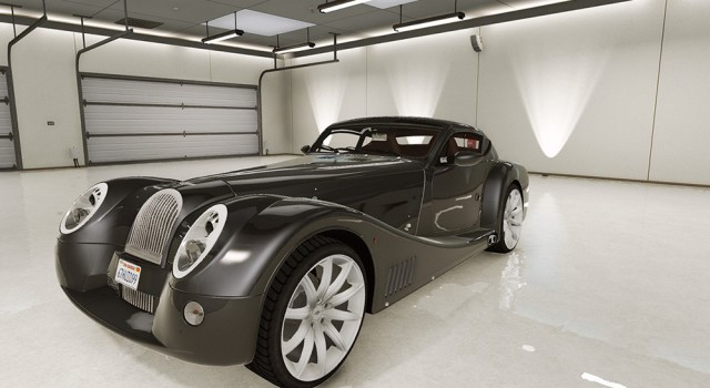 Morgan Aero SuperSports 2010 (Add-On/Replace) v1.5.1
