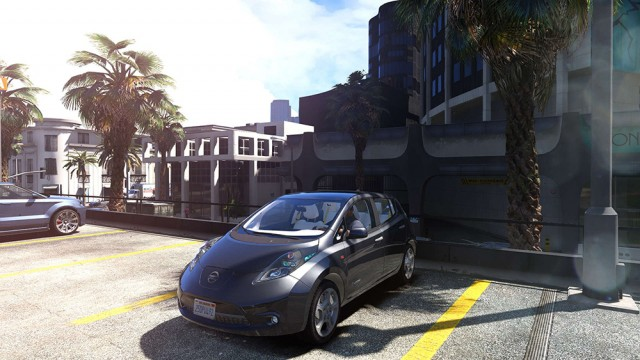 Nissan Leaf 2011 (Add-On/Replace) v1.1