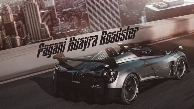 Pagani Huayra Roadster 2018 (Add-On) v1.1