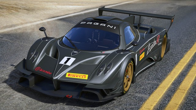 Pagani Zonda R 2012 (Add-On/Replace) v2.0