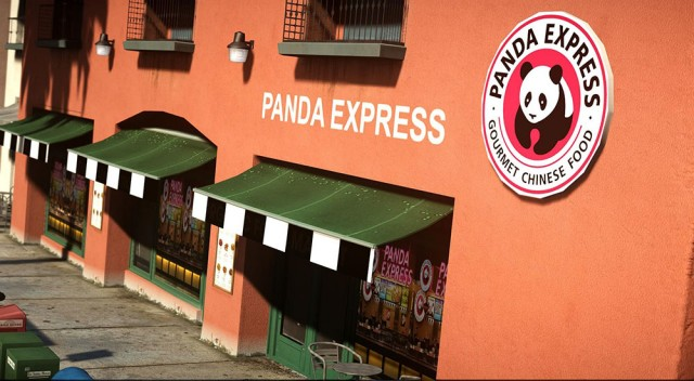 Panda Express | Books-A-Million