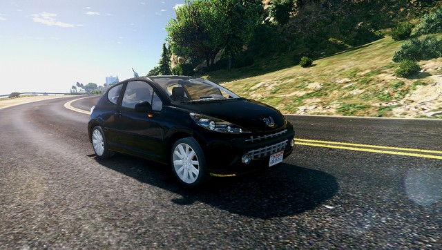Peugeot 207 (Add-On/Replace) v1.1