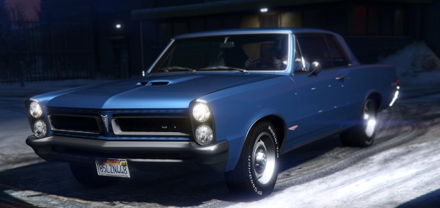 Pontiac Tempest Le Mans GTO 1965 (Add-On) v1.2b