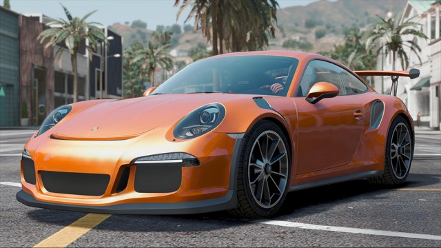 Porsche 911 GT3 RS 2016 (Add-On/Replace) v1.1