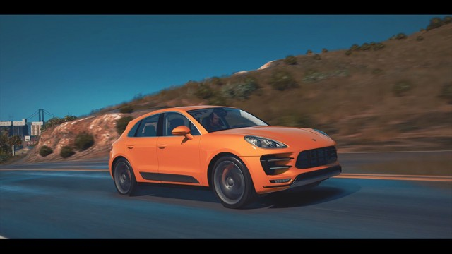 Porsche Macan Turbo 2016 (Add-On/Replace) v1.5.1